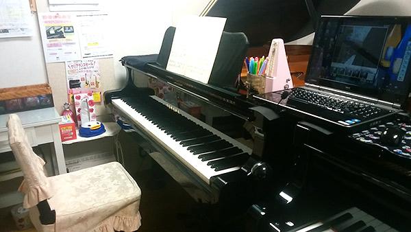 ピアノ教室の特徴