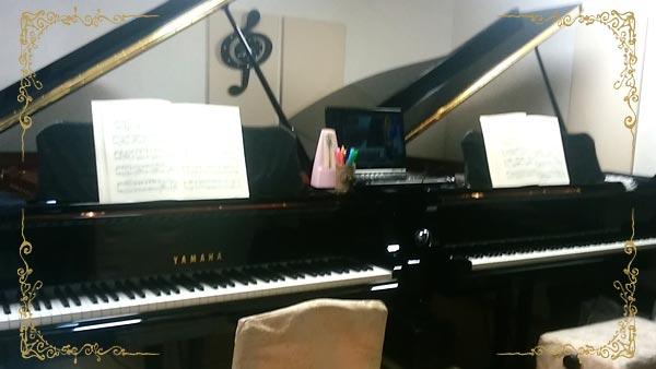 ピアノレッスン内容